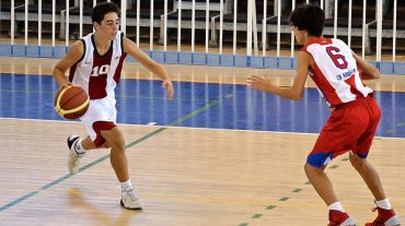 La Federación Española de Baloncesto selecciona al cadete Álex Hitos para el programa de tecnificación