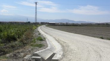 Cúllar Vega mejora el acceso de los agricultores