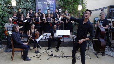 El Colegio de Abogados estrena sus noches musicales con la VI edición de SantAna5.Noche