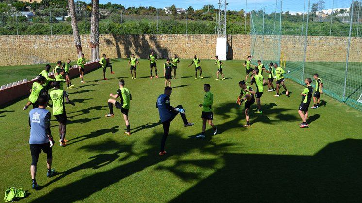 El Granada iniciará la pretemporada el 9 de julio sin internacionales. Foto: GCF