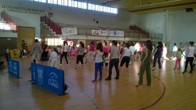 Las Escuelas Municipales de Deportes de Ogíjares cierran la temporada con más de 430 alumnos