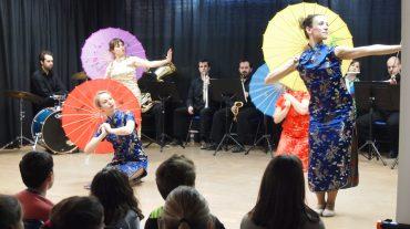 Los conciertos didácticos de la EMMDO llevan la magia de la música y la danza a 3.500 niños