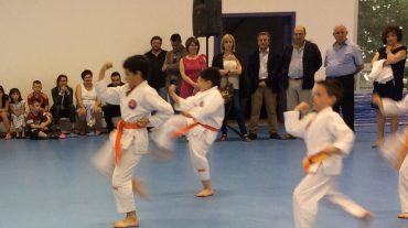 El instituto 'Alpujarra' de Órgiva estrena nuevo gimnasio