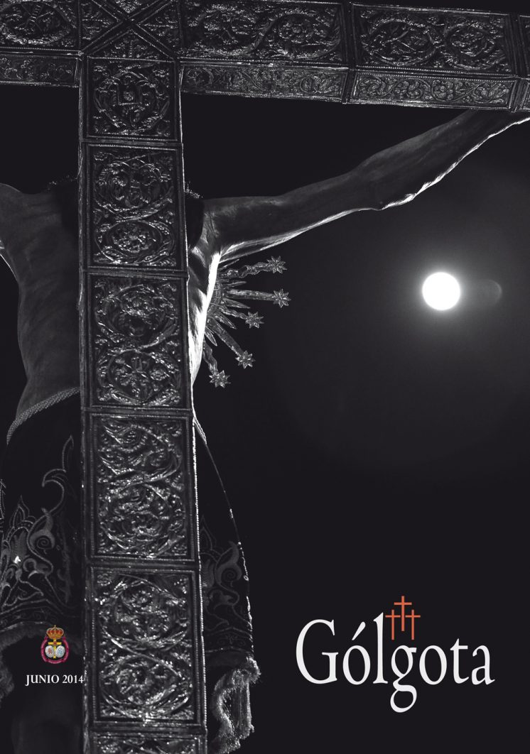 La portada de Gólgota, de junio de 2014.