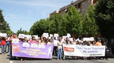 UGT y CCOO muestran su repulsa a la muerte de Araceli Morales