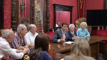 Cuenca pide una investigación sobre el proyecto del parking privado en la plaza de La Concordia