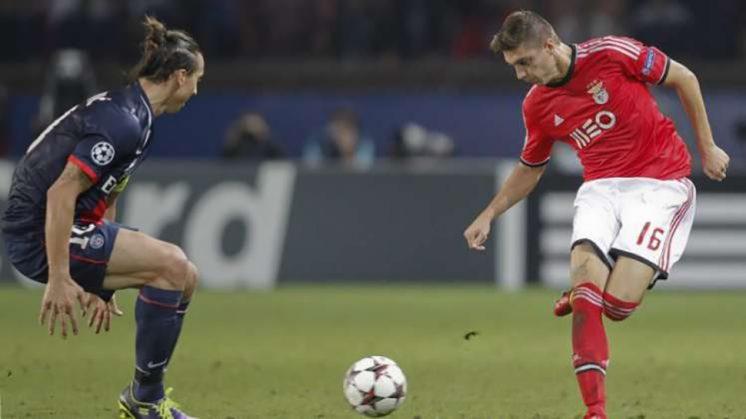 Siqueira volverá a disputar la 'Champions League', aunque con el Atlético. Foto: UEFA