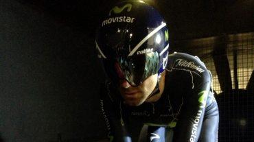 Científicos de la UGR colaboran en el diseño del casco 'Rapid', que utilizan los ciclistas del Movistar