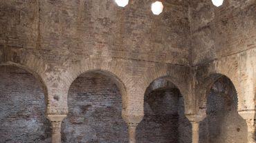 La Alhambra abre de nuevo al público el Bañuelo, un baño árabe del siglo XI