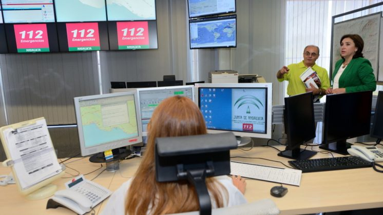 Los tiempos medios de respuesta por parte de la plantilla de este sistema operativo, se sitúan en 1,80 segundos. Foto: aG