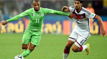 Brahimi se despide del Mundial tras perder contra Alemania