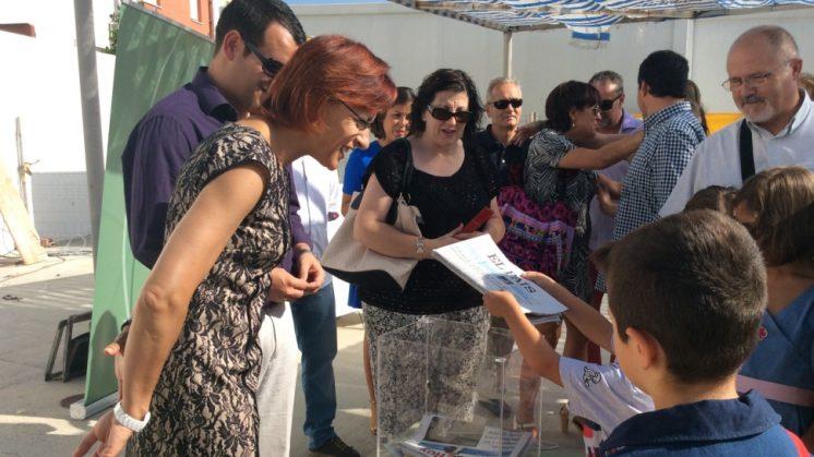Cerca de un millón de euros para la construcción de un nuevo aulario de infantil en Belicena