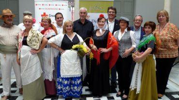 Los vecinos de Dílar llevan la zarzuela al Isabel la Católica en beneficio de Cruz Roja