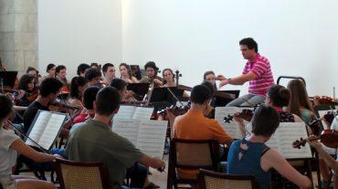 Los alumnos del Curso de Interpretación Musical recuerdan a Ángel Barrios con el apoyo de la OCG