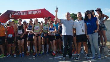 Más de 700 atletas se dan cita en Gójar en el XXVI Gran Premio de Fondo Río Dílar