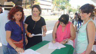Solicitan la permanencia de las paradas en La Caleta de los autobuses del área metropolitana