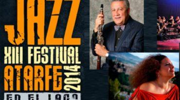 Atarfe acoge el XIIIAtarfe acoge el XIII Festival de Jazz en el Lago