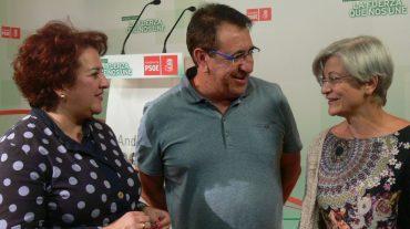 El PSOE de Granada se movilizará con los sindicatos contra las condenas desproporcionadas a Carmen y Carlos