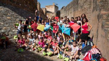 Un verano para descubrir la Alhambra a través de los ojos de un niño