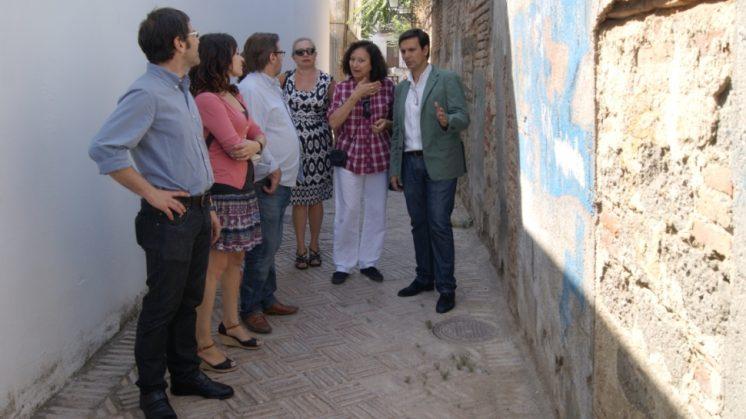 El PSOE exige solución a los problemas del Albaicín