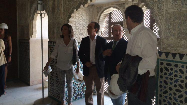 Dentro del Plan Turístico también se pretende mejorar la Alcaicería y recuperar el Paseo de los Mártires, entre otros. Foto: aG