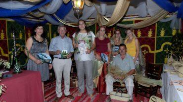 Vélez de Benaudalla celebra Expo Nazarí tras la remodelación de su emblemático jardín