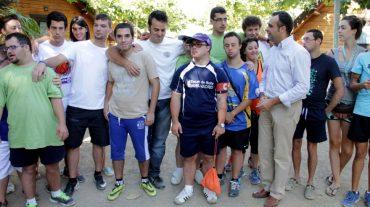 Jóvenes con discapacidad intelectual avanzan en su autonomía personal en la Ciudad Deportiva