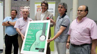 Argentina, La Nitra, Rancapino Hijo y Jeromo Segura, protagonistas en el XXXV Festival de Cante de Ogíjares