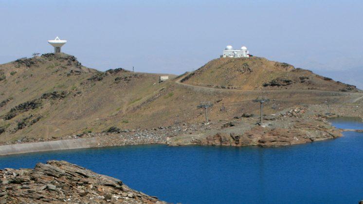 El 16 de agosto y partiendo de Pradollano, se podrá hacer la actividad 'Visita al Observatorio de Sierra Nevada'. Foto: aG