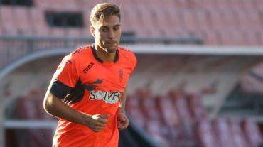 Rochina ya ha firmado con el Granada CF