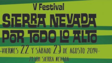 Precios especiales para pernoctar en el V Festival Sierra Nevada por todo lo Alto