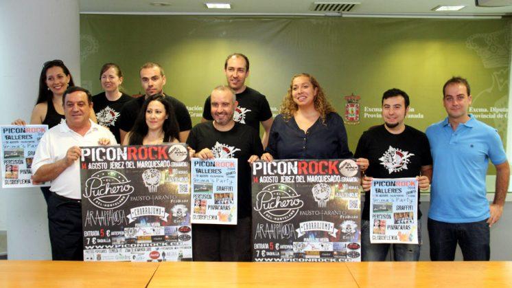 Junto con El Puchero del Hortelano, actuarán la banda de rock Chorrojumo, Fausto Taranto y AraAppaloosa. Foto: aG