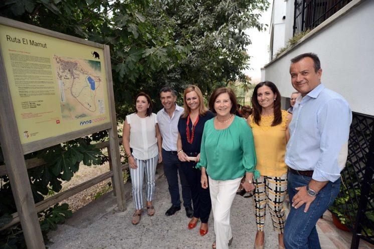 Alianza para reconocer la Ruta del Mamut como enclave natural saludable