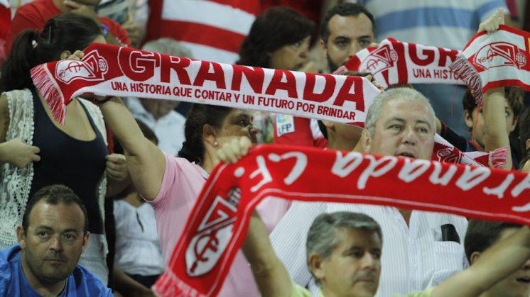 El Granada CF espera aumenta el número de abonados. Foto: Álex Cámara