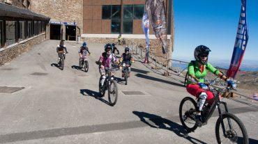 Sierra Nevada se despide de la temporada estival con actividades para toda la familia