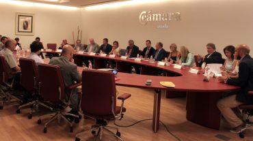 Granada acoge el curso 'Los seguros en los deportes' de la Cámara de Comercio