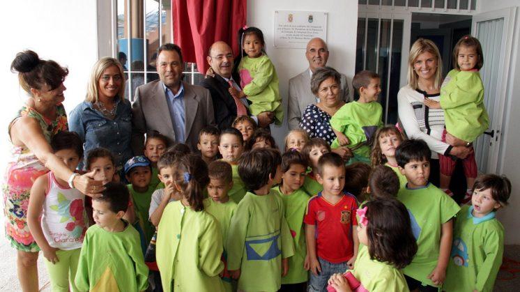 La Diputación ha invertido un montante de 127.640 euros para la habilitación de esta nueva sala multiusos a través de sus planes provinciales de Obras y Servicios. Foto: aG.