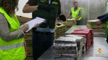 Desarticulada una red de narcotráfico que operaba en Granada, Córdoba y Pontevedra