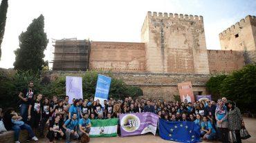 Un centenar de jóvenes de toda España participan en la reunión anual del Voluntariado Europeo