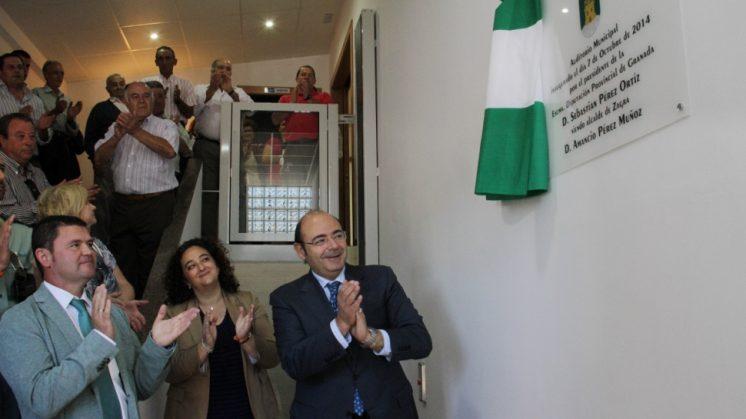 El recién inaugurado Auditorio cuenta con un salón multiusos para actos socioculturales. Foto: aG.