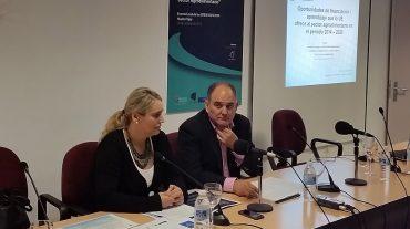 Un taller acerca a empresas agroalimentarias granadinas las oportunidades de financiación de la UE