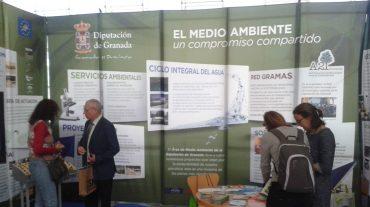 La Diputación expone en CONAMA 2014 sus actuaciones en materia medioambiental y energética