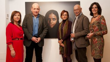 La Casa García de Viedma acoge la exposición de fotografía 'Violencia de Género' de Emilio Morenatti