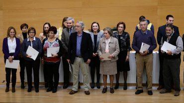 Un homenaje para los 338 docentes y personal de administración y servicios jubilados