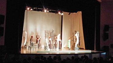 La Casa de Bernarda Alba cierra el telón de la XI edición de'Lorca en Fuente Vaqueros'