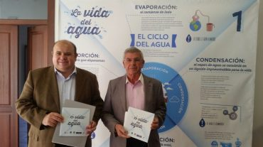 La campaña de educación ambiental 'La vida del agua' inicia su periplo en Vélez de Benaudalla