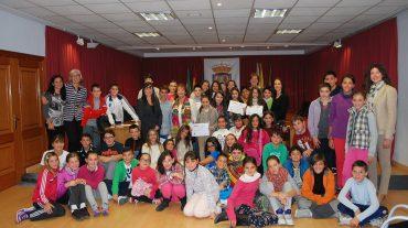 Alumnos de Primaria de Las Gabias conocen cómo funciona el Ayuntamiento
