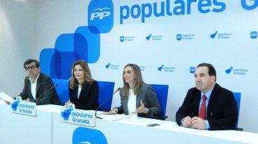 El PP enmienda el presupuesto de la Junta con 80 correcciones por valor de 64 millones de euros