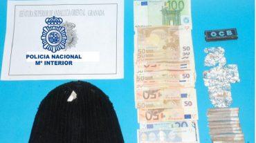 Detenido un hombreacusado de robarmás de 1.000 euros de una clínica de estética