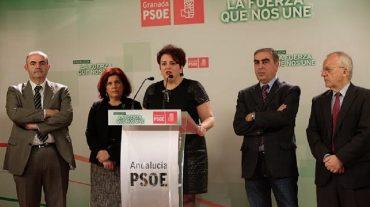 """Denuncian que los tres años """"negros"""" del Gobierno del PP dejan en Granada """"más paro, pobreza y desigualdad"""""""